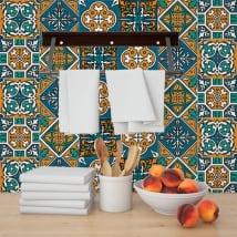 Vinilos adhesivos azulejos para cocinas