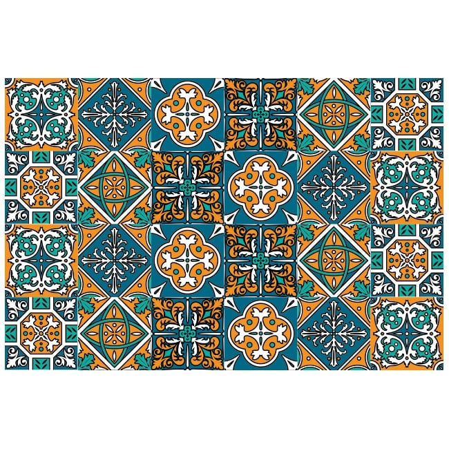 Vinilos adhesivos azulejos para cocinas for Vinilos pared azulejos