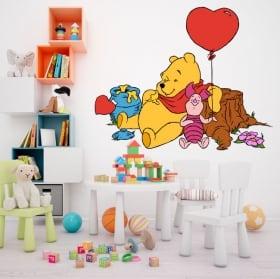Vinilos infantiles Winnie The Pooh