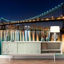 Fotomurales puente de Brooklyn