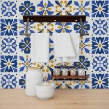Vinilos decorativos azulejos de pared