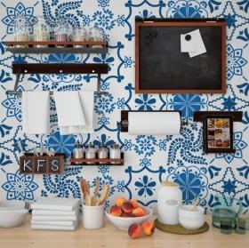 Vinilos para decorar azulejos cocinas y baños