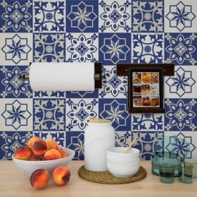 Vinilos adhesivos azulejos paredes