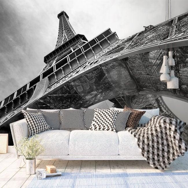 Fotomurales de vinilos París Torre Eiffel