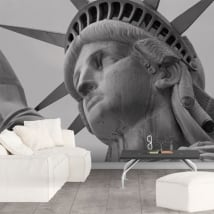 Fotomurales estatua de la Libertad