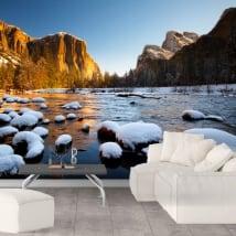 Fotomurales Parque Nacional de Yosemite