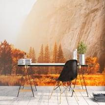 Fotomurales Yosemite Sierra Nevada California
