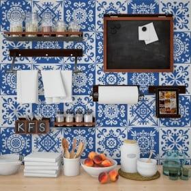 Vinilos adhesivos azulejos de pared