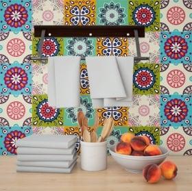 Vinilos azulejos para paredes