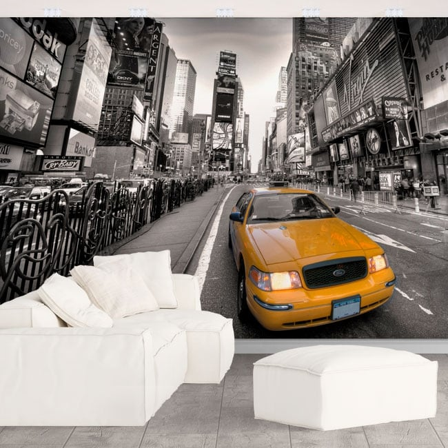 Fotomurales Nueva York Times Square