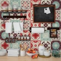 Vinilos decorativos para azulejos