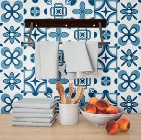 Pegatinas de vinilos azulejos paredes