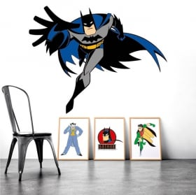 Vinilos decorativos paredes batman