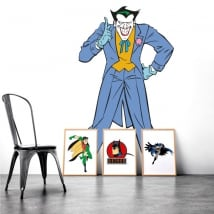 Vinilos paredes joker