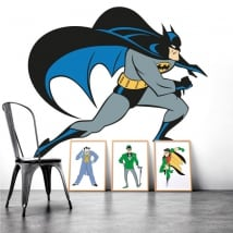 Vinilos y pegatinas de pared batman