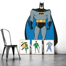 Vinilos de pared batman
