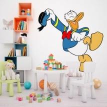 Vinilos decorativos infantiles pato donald