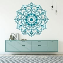 Vinilo decorativo mandala pared
