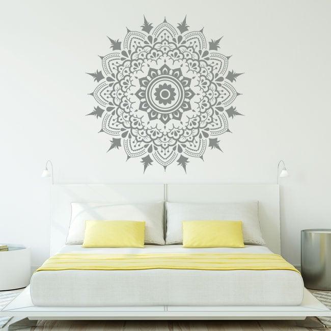 Vinilos mandalas decorar paredes y cristales - Pegatinas para decorar ...