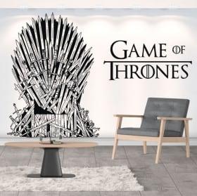 Vinilo decorativos juego de tronos
