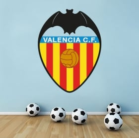 Vinilos valencia club de fútbol escudo