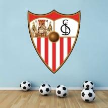 Vinilos escudo sevilla fútbol club