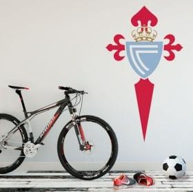 Vinilos escudo real club celta de vigo