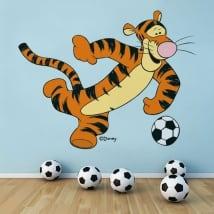 Vinilos y pegatinas winnie the pooh tigger fútbol
