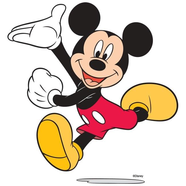 Vinilos Adhesivos Infantiles Disney Mickey Mouse