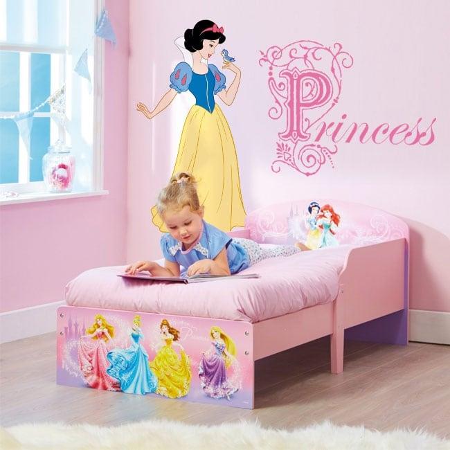 Vinilos Adhesivos Infantiles Princesas Disney