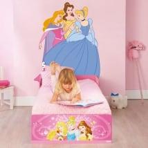 Vinilos infantiles princesas disney