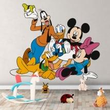 Vinilos decoración infantil personajes disney
