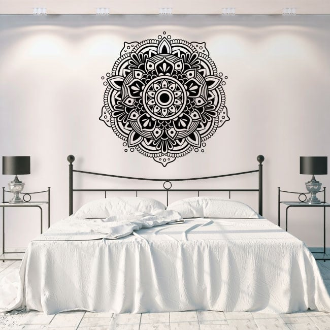 Vinilos decorativos y pegatinas mandalas