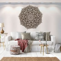 Vinilos adhesivos mandalas decoración