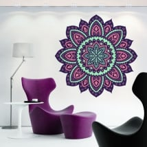 Vinilos decorativos mandala para decorar