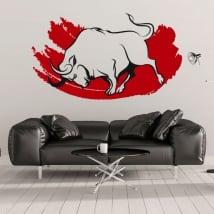 Vinilos decorativos y pegatinas red bull