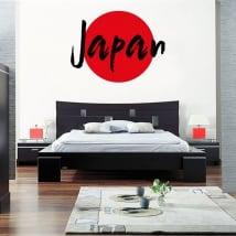 Vinilos decorativos y pegatinas japan