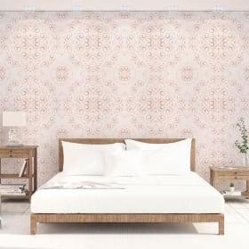Fotomurales vinilos paredes estilo vintage