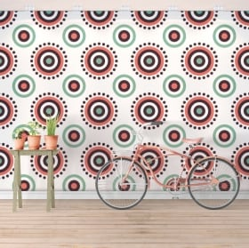 Fotomurales vinilos paredes decoración étnica