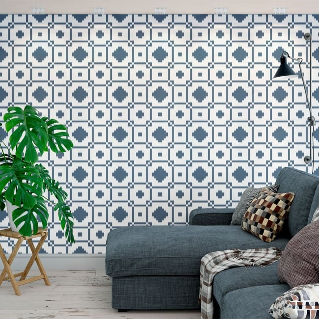 Fotomurales vinilos paredes decoración estilo nórdico