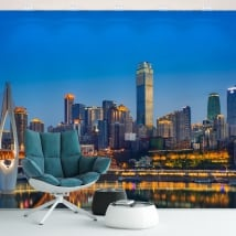 Fotomurales de vinilos china ciudad de chongqing