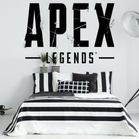Pegatinas de vinilos apex legends