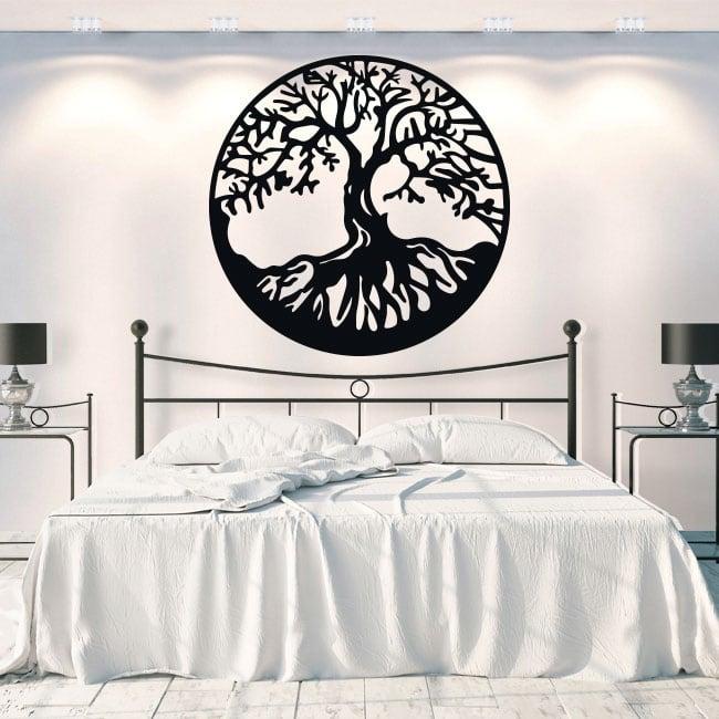 Vinilos y pegatinas árbol de la vida