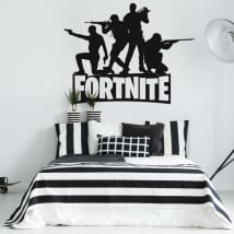 Vinilos decorativos fortnite