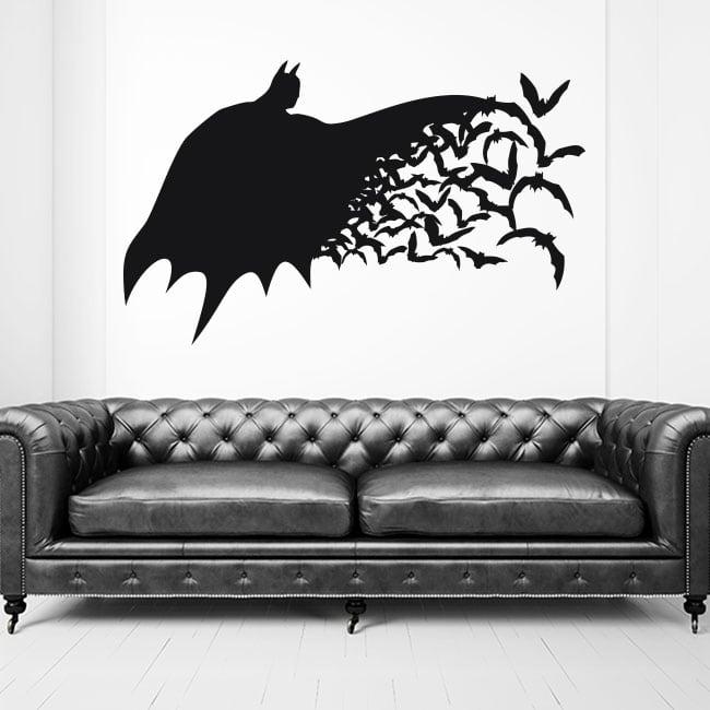 Vinilos paredes batman