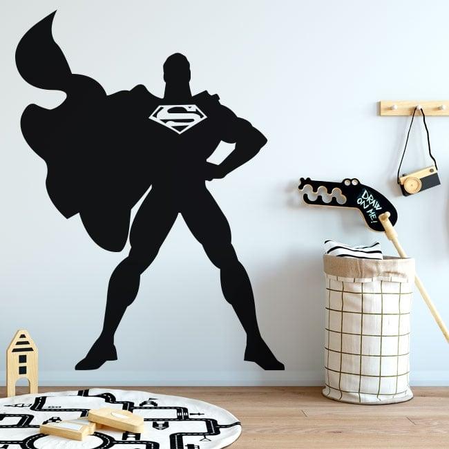 Pegatinas de vinilos de superman