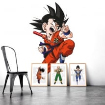 Vinilos y pegatinas dragon ball