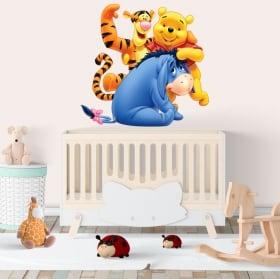 Pegatinas de vinilos infantiles disney winnie the pooh