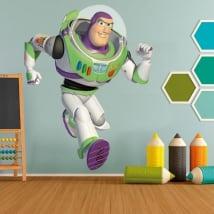 Vinilos infantiles buzz lightyear toy story