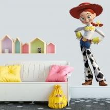 Vinilos infantiles o juveniles disney jessie toy story